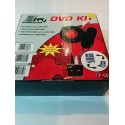 E60810. Kit de Audio Video DVD 10MTS S-VHS 7
